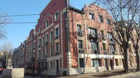4-комнатная квартира, 100 кв.м., в ЖК«Loft Garden»