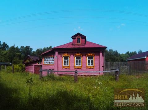 Дом в д. Левинская, 1600000 руб.