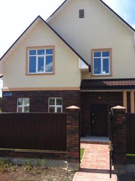 Продается новый добротный дом