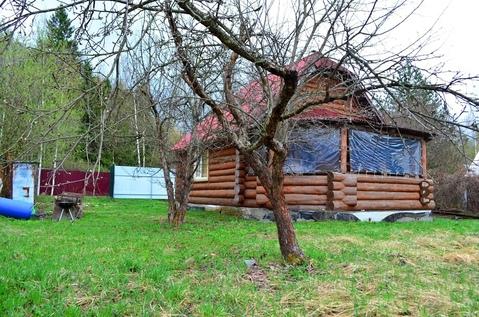 Продам участок 6 сот с домом 40кв.м вблизи г.Дедовск в 17 км от МКАД