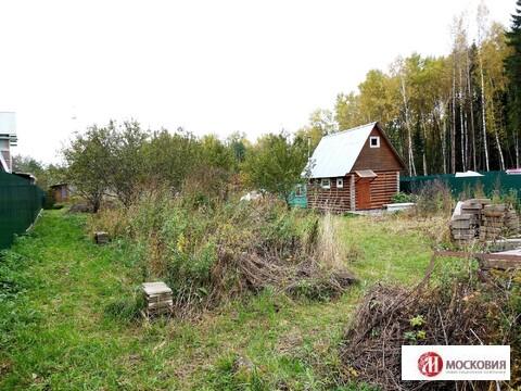 Участок 10,25 соток с баней, д. Романцево, 27 км от МКАД, Калужское ш.