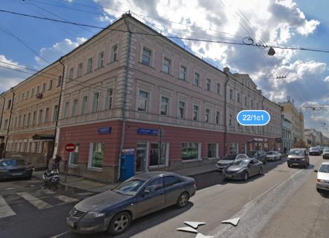 Продажа офисно-торгового помещения в ЦАО
