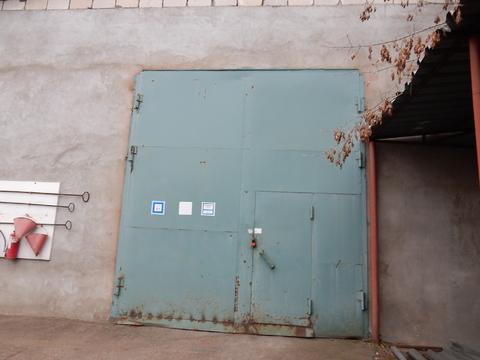 Сухой утепленный склад.