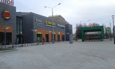 Сдается! Торговая площадь 114 кв.м. ТЦ Metromall Зона фудкорта.Метро