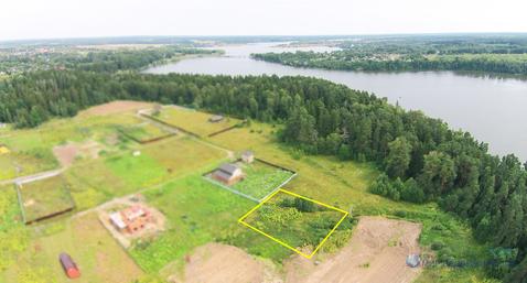 20 соток для ИЖС на берегу водохранилища в Волоколамском районе МО