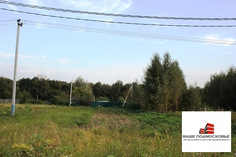 Участок в селе Раменки