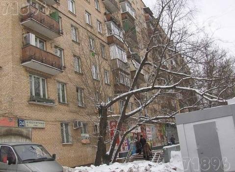 Продажа двухкомнатной квартиры в престижном районе