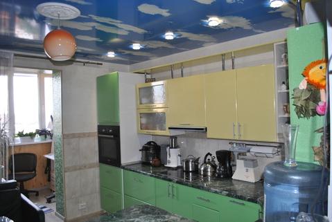 Двухкомнатная квартира, с мебелью и хорошим ремонтом, Текстильщиков 31