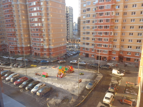 3-комнатная квартира, 93 кв.м., в ЖК «О'Пушкино»