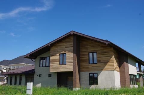 Дом 430 кв. м. на уч. 20 сот, д. Крекшино, окп