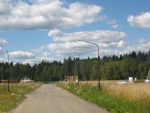 Участок 8 соток для ИЖС в поселке с охраной, 1800000 руб.