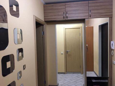 Двухкомнатная квартира с евроремонтом и оптимальным набором мебели