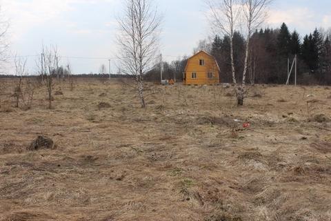 В деревне Фалилеево продается земельный участок 15 соток