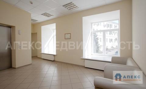 Аренда офиса пл. 471 м2 м. Электрозаводская в административном здании .