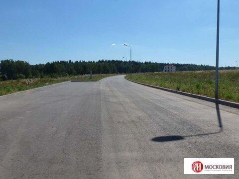 Участок 14.53 соток около озера. 30 км от МКАД. Прописка Москва.