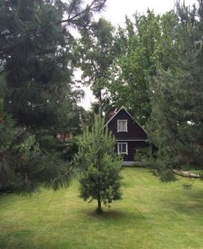 Продается отличный земельный участок с 2 этажным домом в г. Пушкино