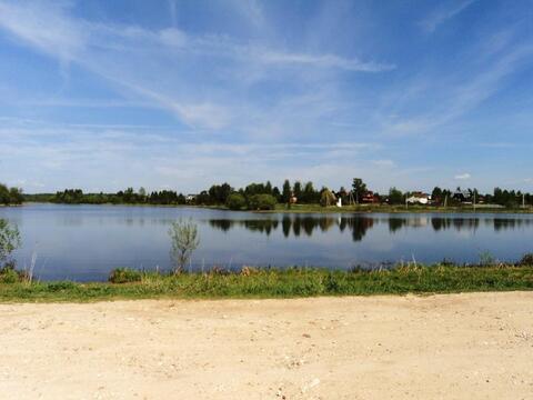 12 соток на берегу озера, МО, Рузский р-н.