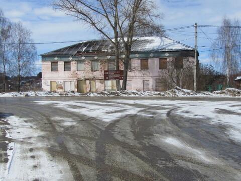 Продажа здания 346 кв.м. с.Ярополец Волоколамского района