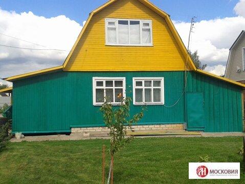 Дачный дом 50м2, на участке 6 соток, Минское шоссе, 45 км от МКАД.