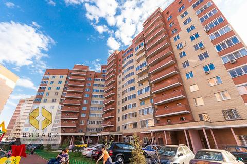 2к квартира 49,1 кв.м. Звенигород, мкр Принона, дом 8
