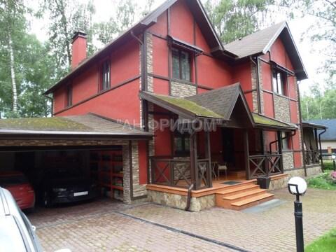 "Дом 410 кв.м, на уч. 15 сот, в кп ""Столбово-Клаб"" д. ."