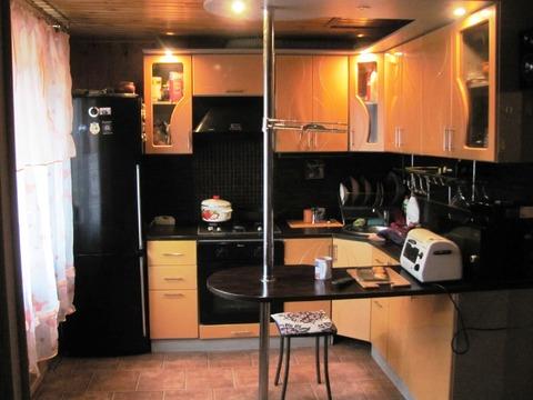 Дом в пгт Столбовая, отопление газ, 12с, баня.