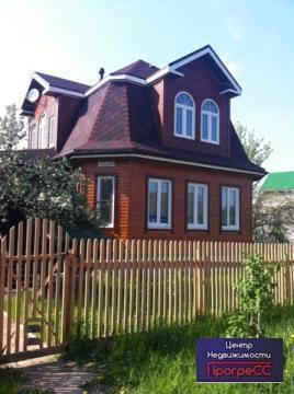 Продается добротный дом в пгт Вербилки