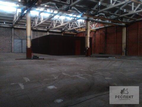 Производство/Склад 1000 кв.м,400 квт,2 кран балки