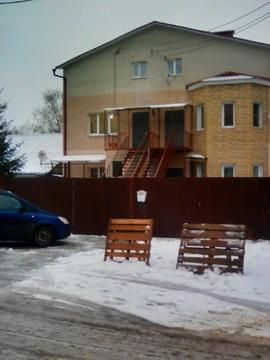 Выделенная часть дома 2-ва этажа г.Домодедово, Школьная