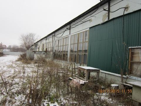 Здание производственного назначения, 6600000 руб.