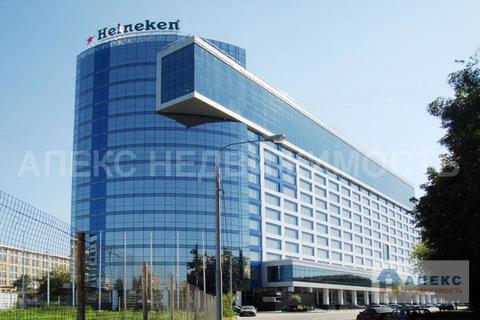 Аренда офиса 755 м2 м. Савеловская в бизнес-центре класса А в .