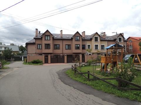 Продается Таунхаус 303 кв.м в г. Мытищи, ул.Бакунинская