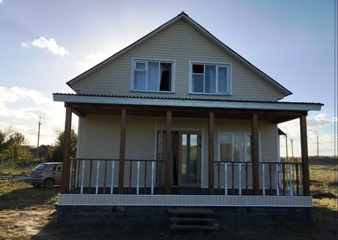 Продается 2х-этажный дом 100,6 кв.м на участке 7.5 соток