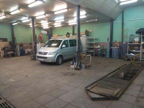 Аренда помещения под Автосервис в Перово