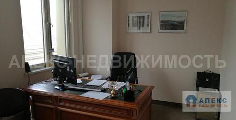 Аренда офиса 461 м2 м. Спортивная в бизнес-центре класса В в Хамовники
