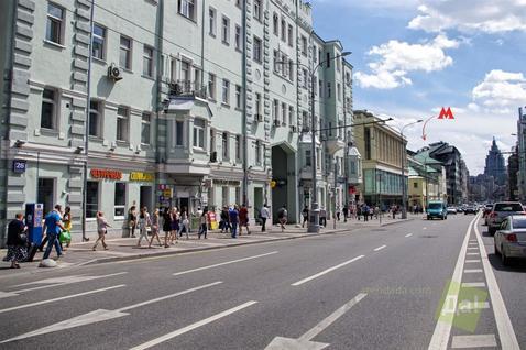 Офис на Новослободской