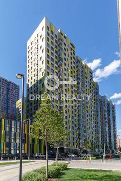 Продажа апартаментов 51 кв.м, Береговой проезд, 5к2