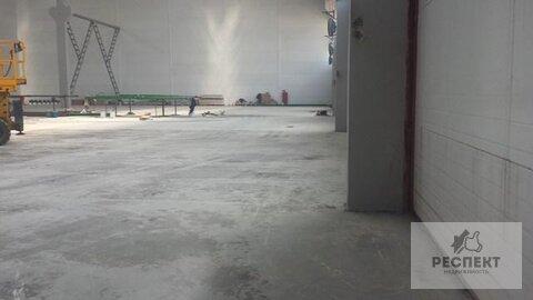 Новый складской комплекс кат.А,3000 кв.м.