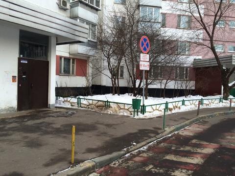Продаётся трёхкомнатная квартира Новокосино улица Салтыковская дом 43