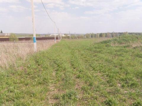 Участок в деревне Осипово 14 соток Солнечногорский район