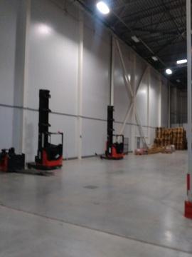 Отдельно стоящий производственно-складской комплекс класса А