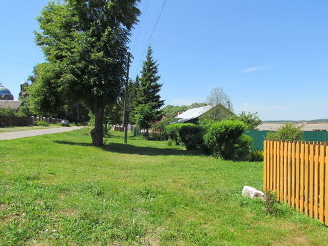 Продается земельный участок в селе Сосновка Озерского района МО