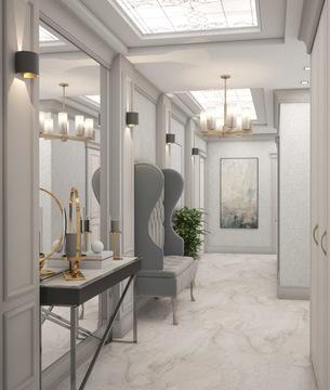 """3-комнатная квартира, 106 кв.м., в ЖК """"Яуза Парк"""""""