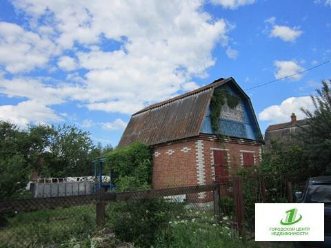 Продам кирпичную дачу в черте города Воскресенск. 40 м.кв. на 6 сотках