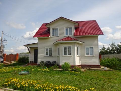 2 эт. дом 120 кв.м. в д. Старые Кузьменки Серпуховского района.