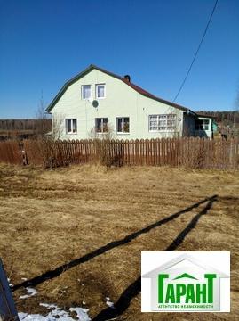 Жилой дом д. Чернятино Клинский район