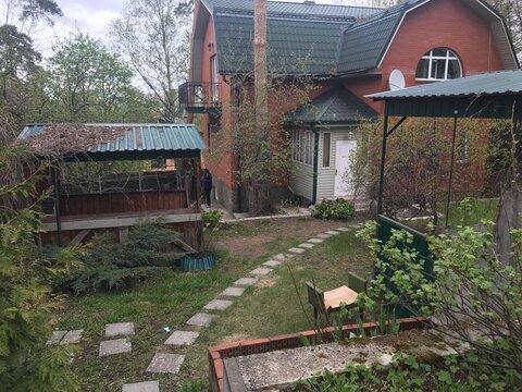 Продается 3-этажный дом в г. Пушкино