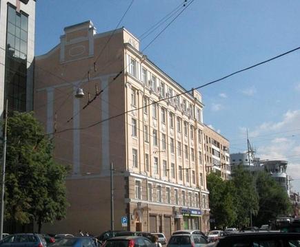 Бизнес-центр на Белорусской