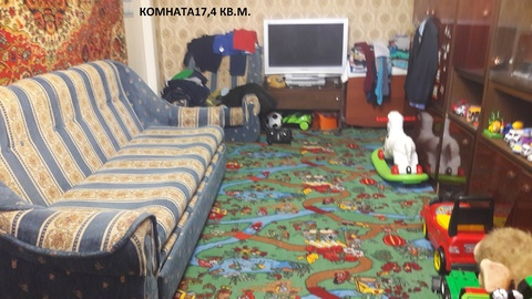 2х комнатная квартира микрорайон Серебрянка.