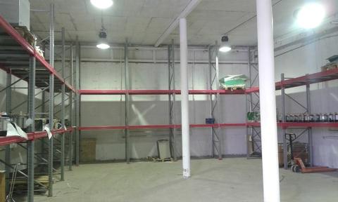 Сдается ! Теплое складское помещение 200 кв.м.Закрытая территория.